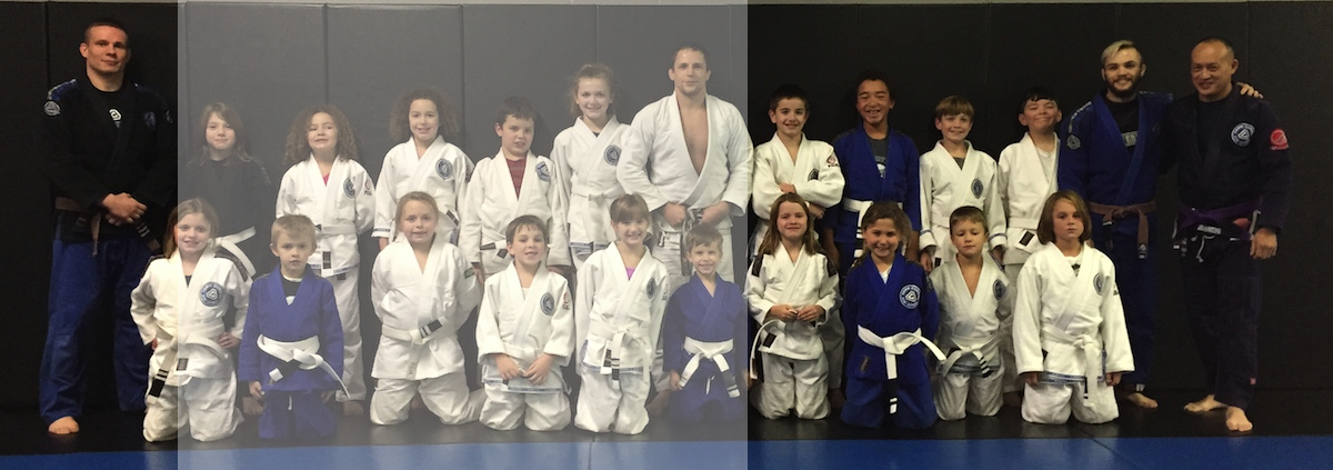 Come Try Our Kids Brazilian Jiu-Jitsu