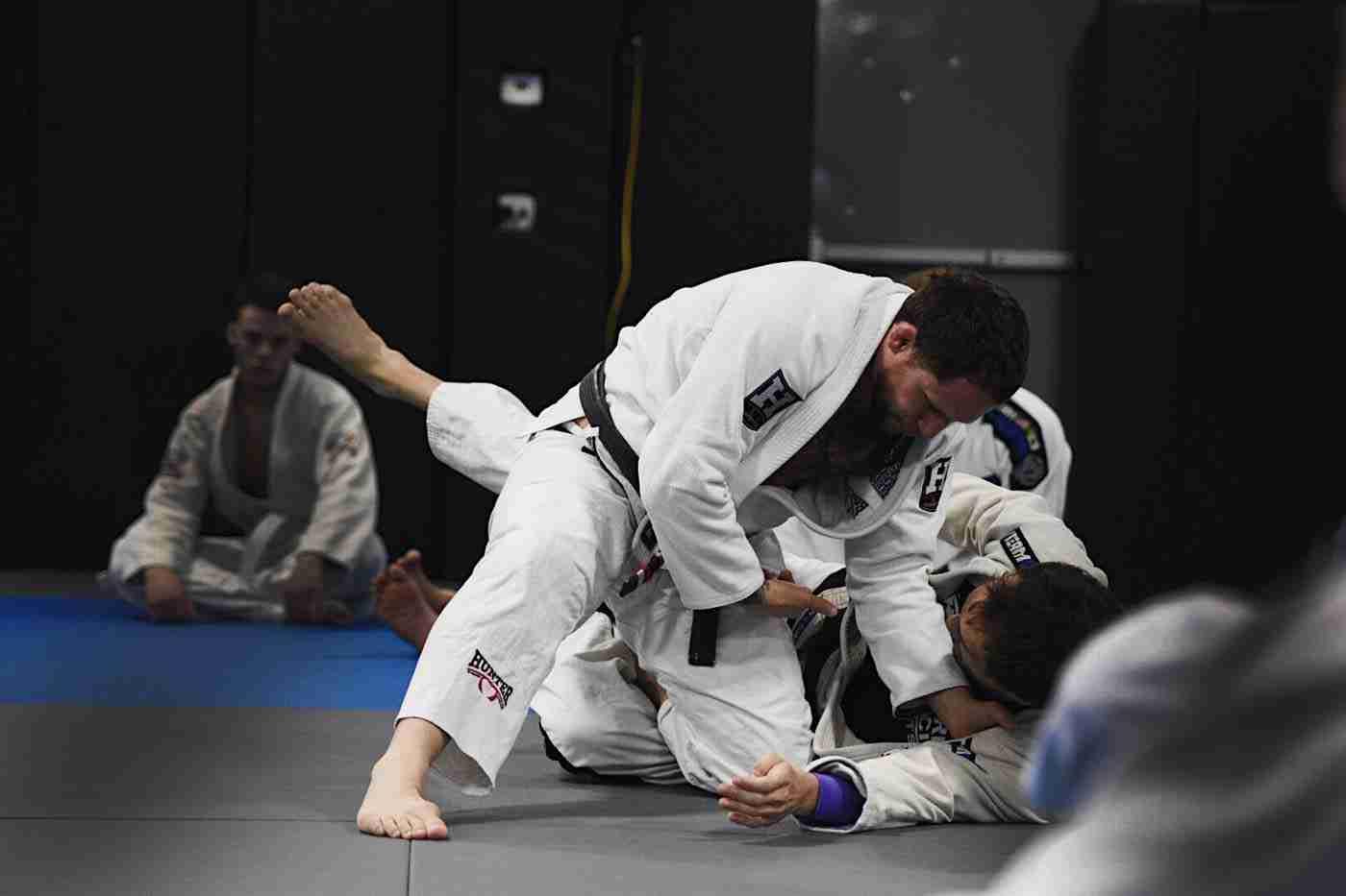 Adult Jiu Jitsu Classes