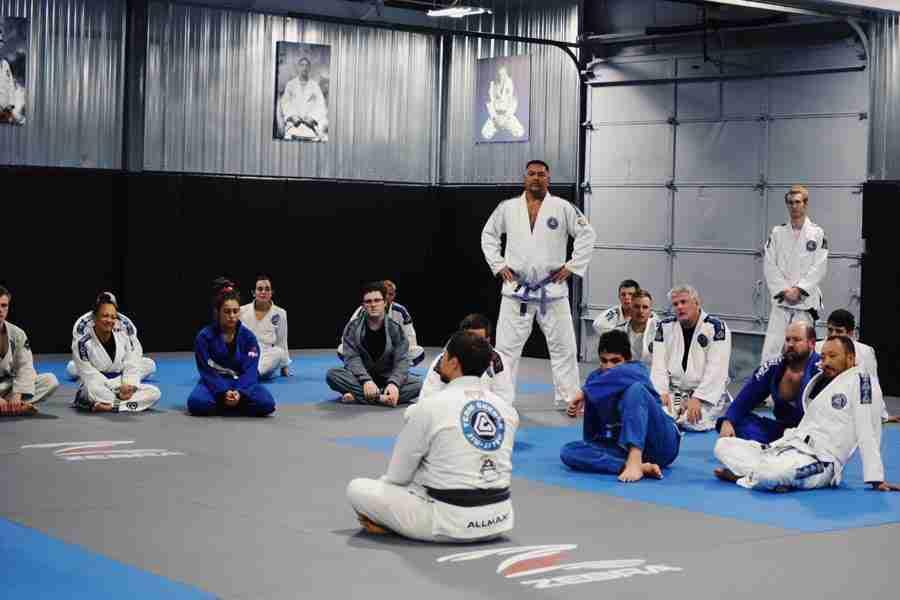 Jiu-Jitsu Classes